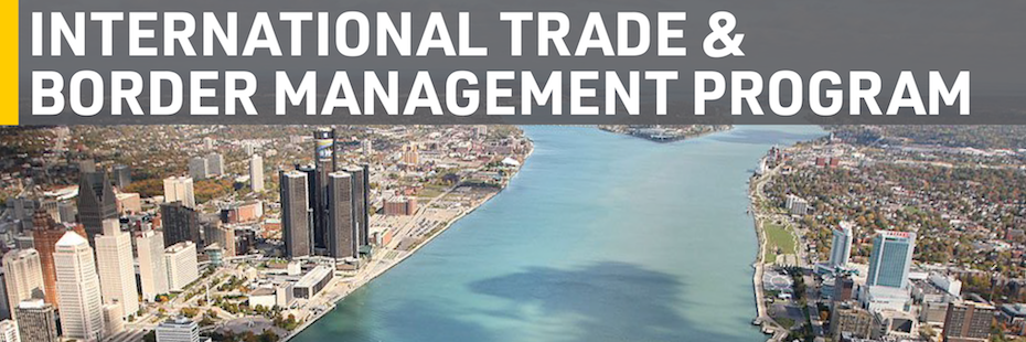 International Trade and Border Management Program